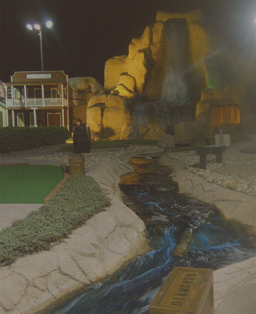 KILL DEVIL HILLS MINI GOLF COURSE
