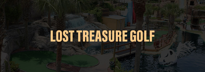 North Myrtle Beach Mini Golf Courses Putt